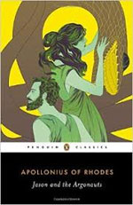 apollonius of rhodes, jason and the argonauts - translated by Aaron Poochigian